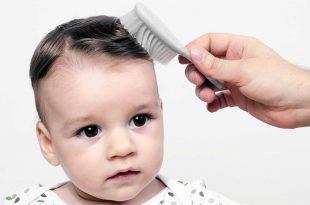 10 نصائح لنمو شعر الطفل الرضيع
