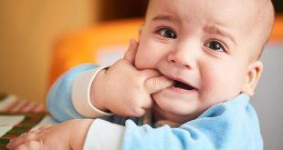 نصائح كي ينام طفل في مرحلة التسنين