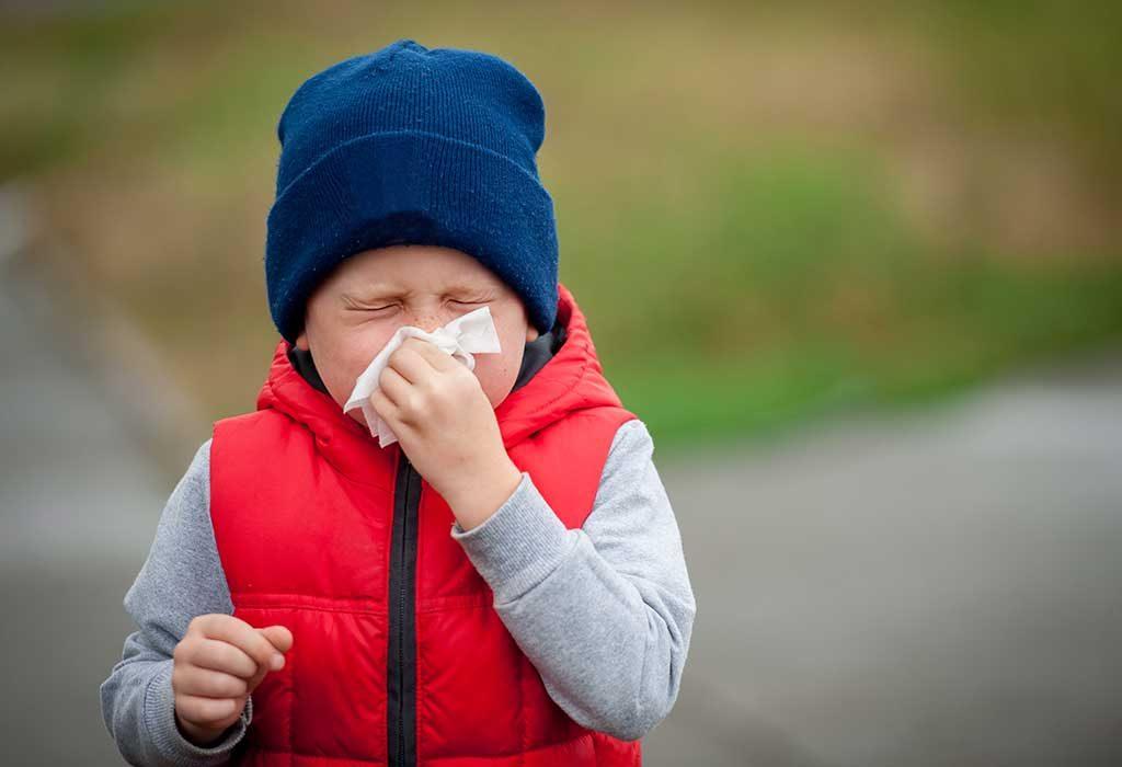 الأنواع المختلفة من العدوى الفطرية عند الأطفال