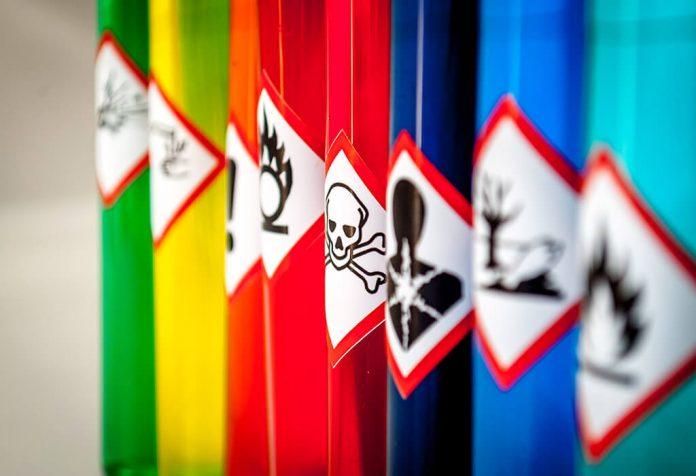 القضاء على المخاطر البيئية
