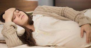 الأنفلونزا أثناء الحمل