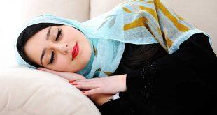 وضعيات النوم أثناء الحمل