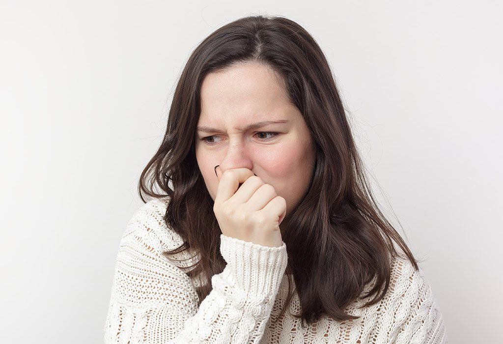 أعراض الحمل في الأسبوع 3