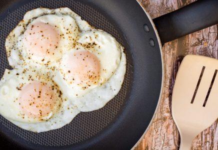 نصائح لطهي البيض للأطفال
