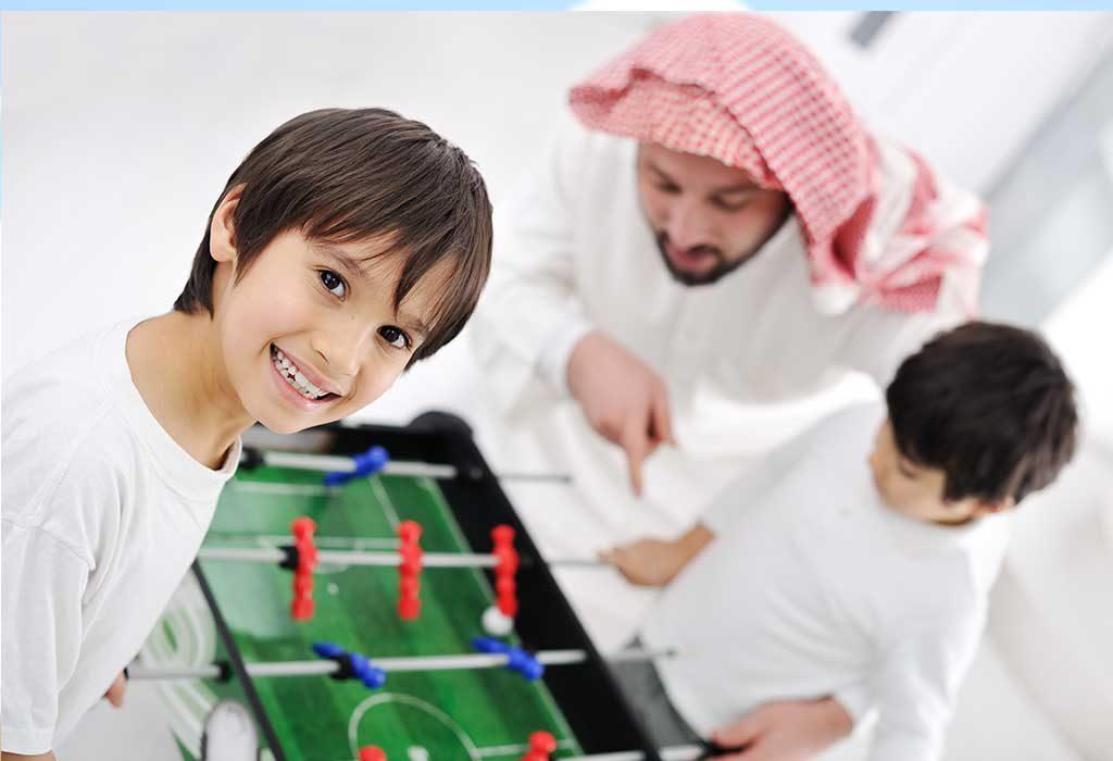 طرق لتطوير شخصية طفلك