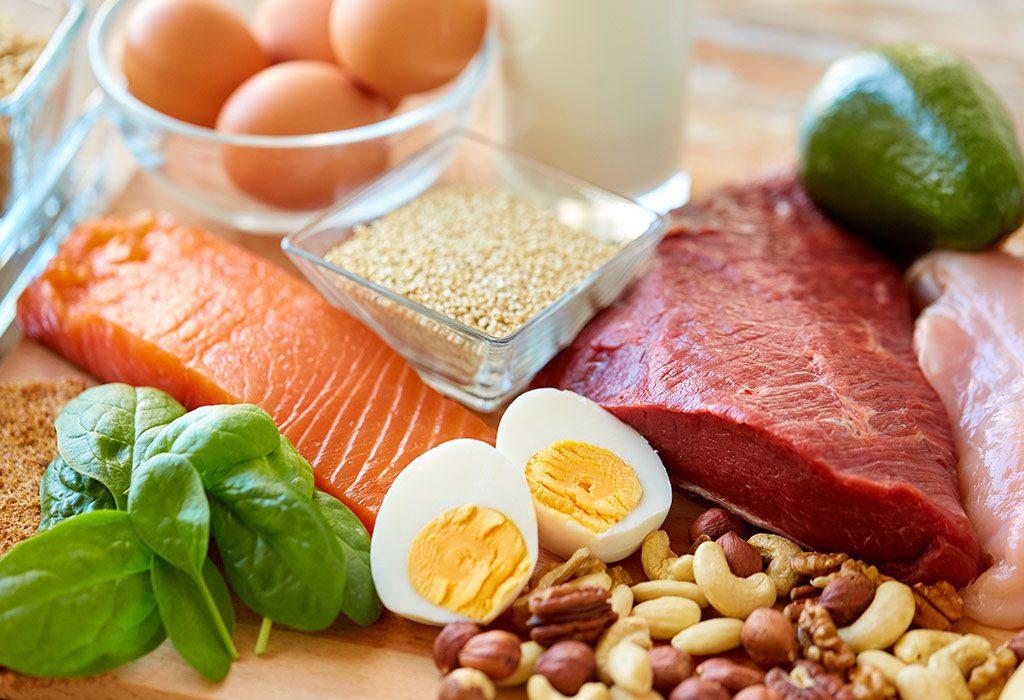 ما هي الأطعمة التي يجب تناولها؟