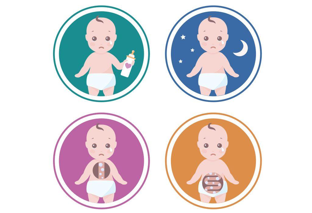 لماذا يكون التجشؤ مهم للطفل؟
