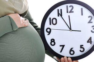 متى وكيف يكون الدفع أثناء المخاض والولادة؟