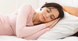 كيفية النوم خلال الأشهر الثلاثة الأولى من الحمل