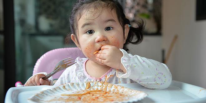 أفكار لوجبات صحية لطفلك في عمر 16 شهرًا