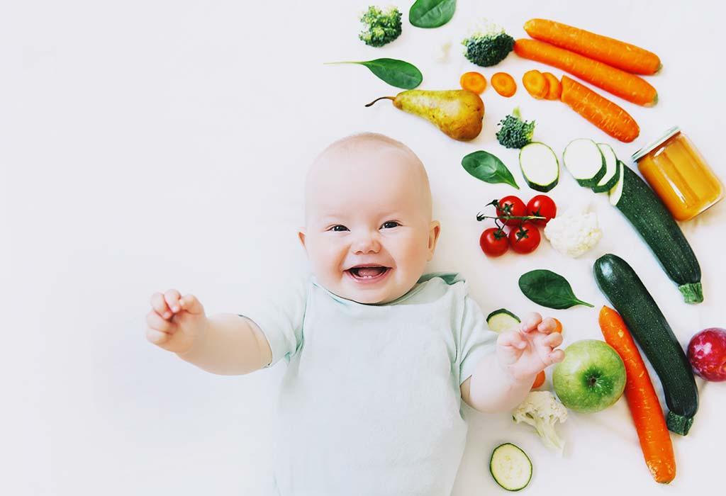 ما هي كمية الطعام التي يجب علي الطفل أن يتناولها في هذه المرحلة؟