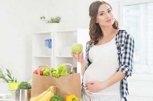 النظام الغذائي والتغذية خلال الثلث الثاني من الحمل