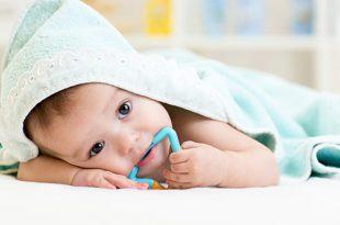 حمى التسنين عند الأطفال