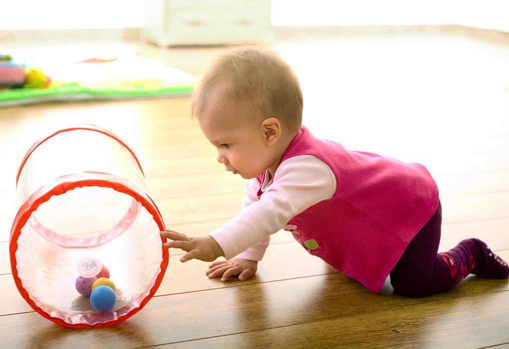 المعالم الرئيسية لنمو طفل بالغ من العمر 37 أسبوعًا