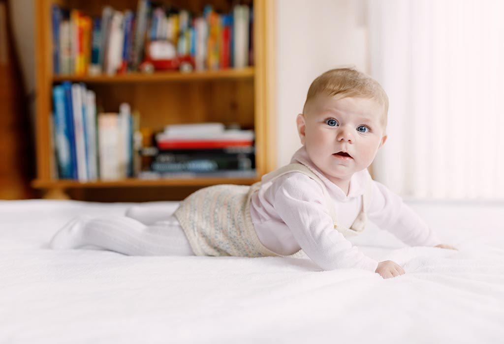 تطور طفل عمره 21 أسبوعًا