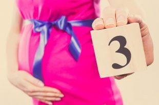 الشهر الثالث من الحمل - الأعراض وتغيرات الجسم والنظام الغذائي