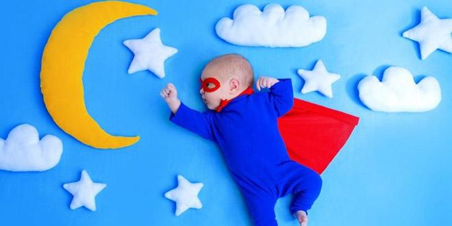 دليل نوم الطفل - يجب أن يراه جميع الآباء