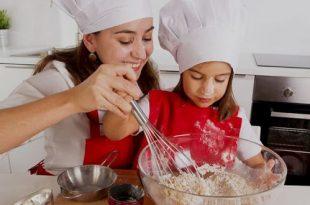 أسهل 10 وصفات كيك للأطفال