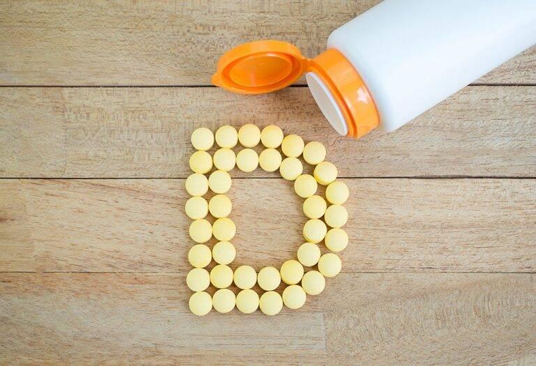 جرعة فيتامين د للرضع