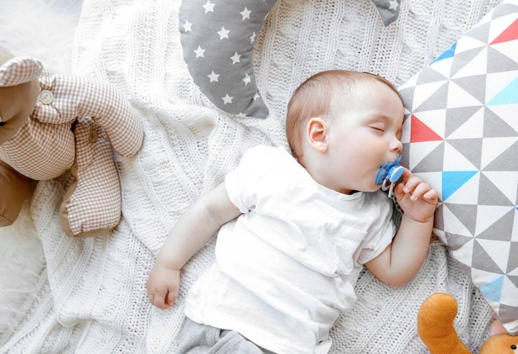 ماذا إذا كان طفلك ينام أكثر من اللازم؟