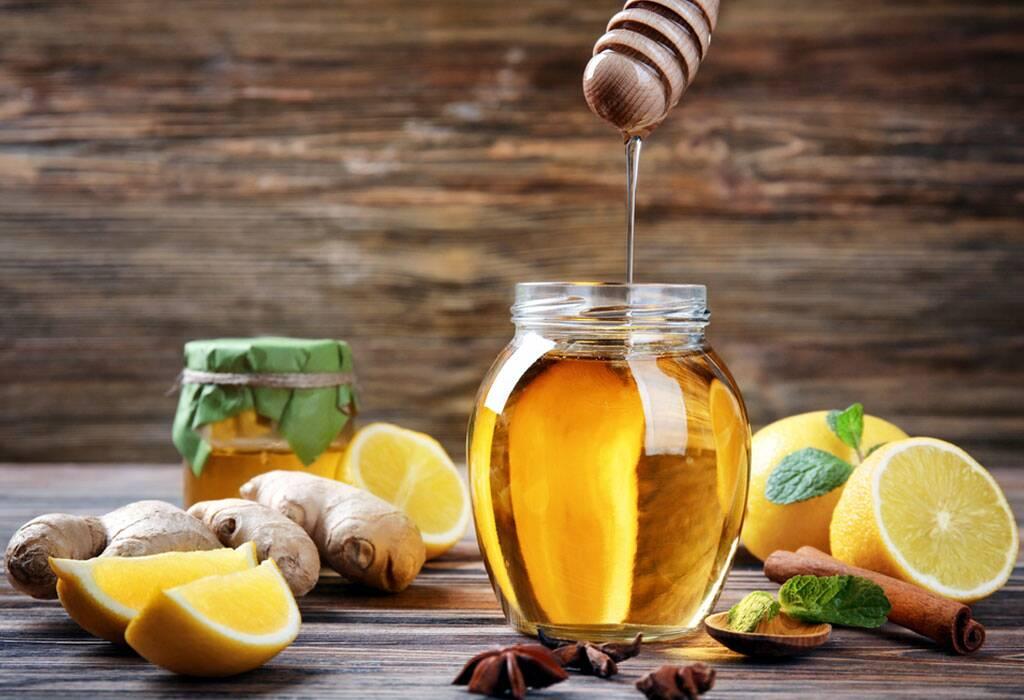 تركيبات العسل