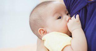 انخفاض تدفق حليب الأم