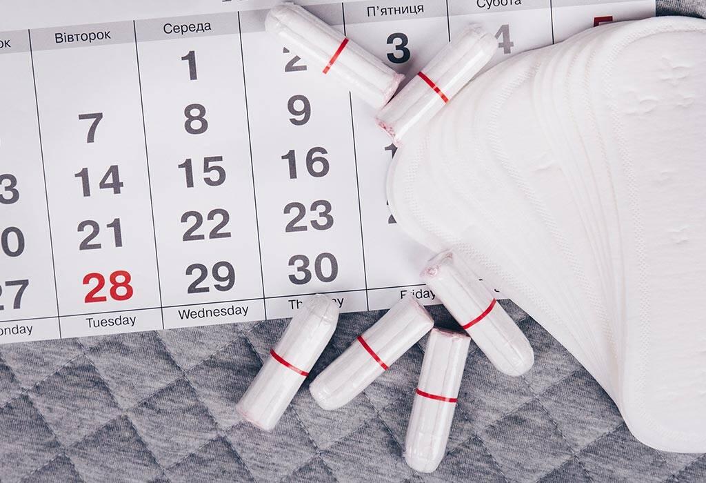 الدورة الشهرية القصيرة