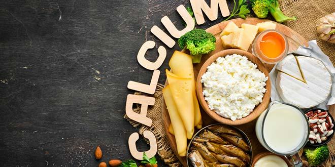 النظام الغذائي الغني بالكالسيوم أثناء الحمل