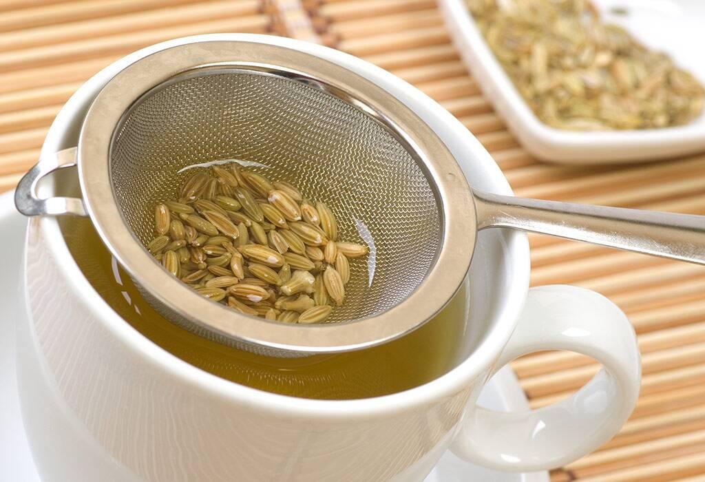 كيفية صنع شاي بذور الشمر للمرأة الحامل