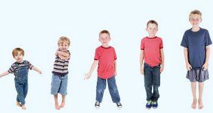 5 مراحل رئيسية لنمو الطفل