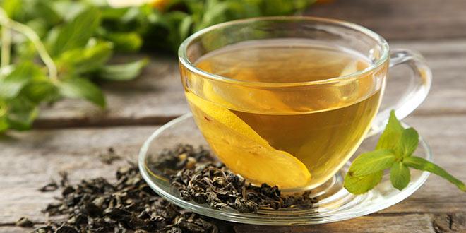 تناول الشاي الأخضر أثناء الحمل