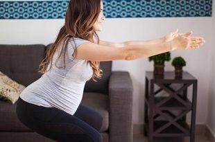 9 تمارين فعالة وآمنة لتسهيل المخاض والولادة
