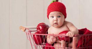 أفكار لوجبات صحية لطفلك بعمر 4 إلى 6 أشهر