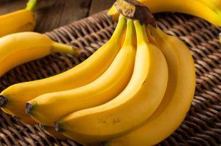 تناول الموز أثناء الحمل