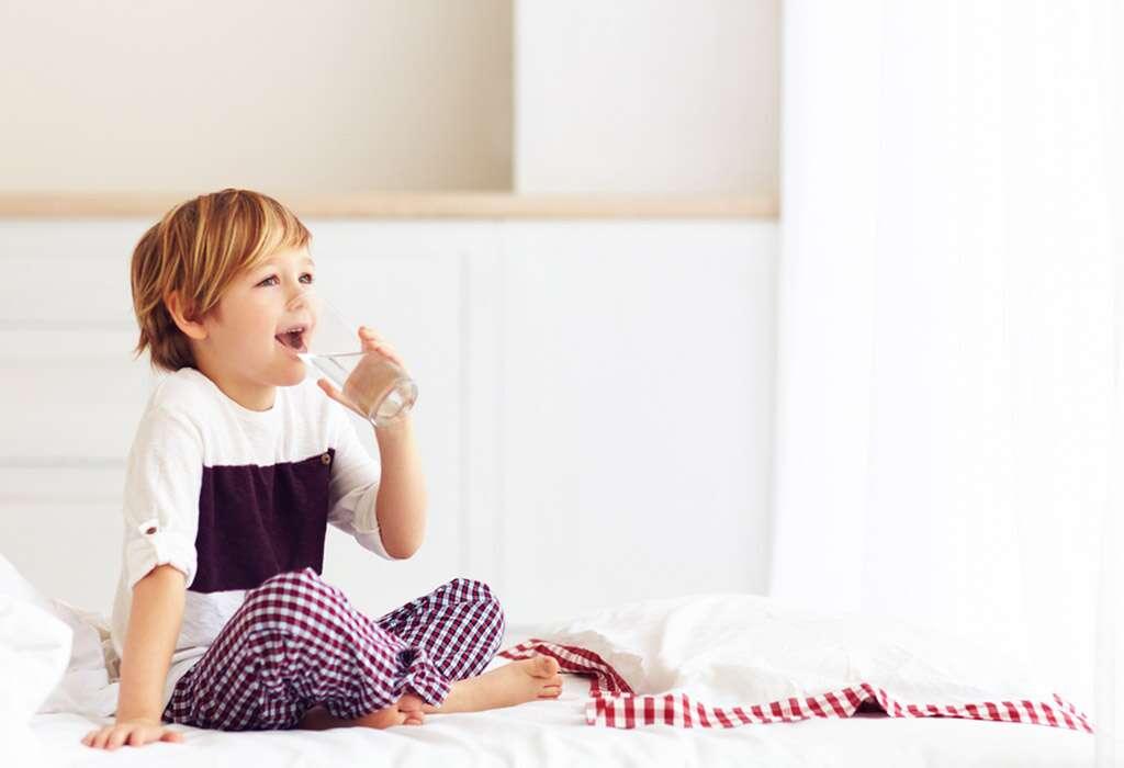 العلاجات المنزلية للغازات عند الأطفال الصغار