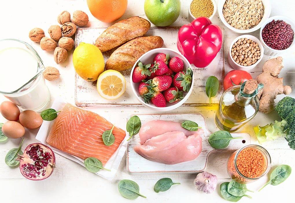 الأطعمة الغنية بالكالسيوم والمغنسيوم