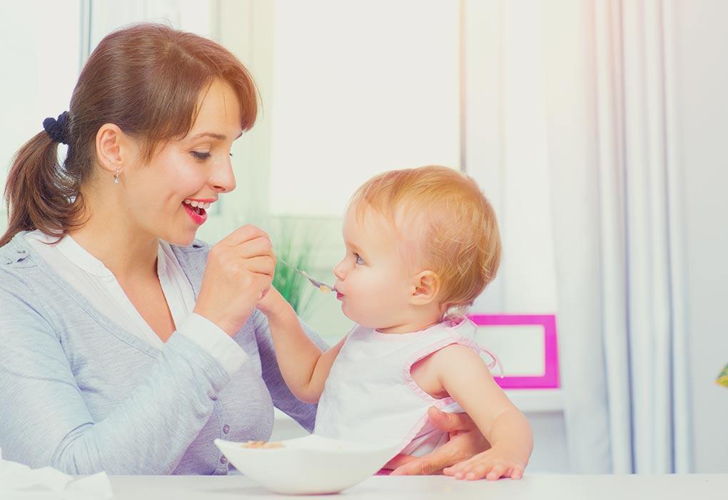 عدم رغبة الطفل في حليب الثدي