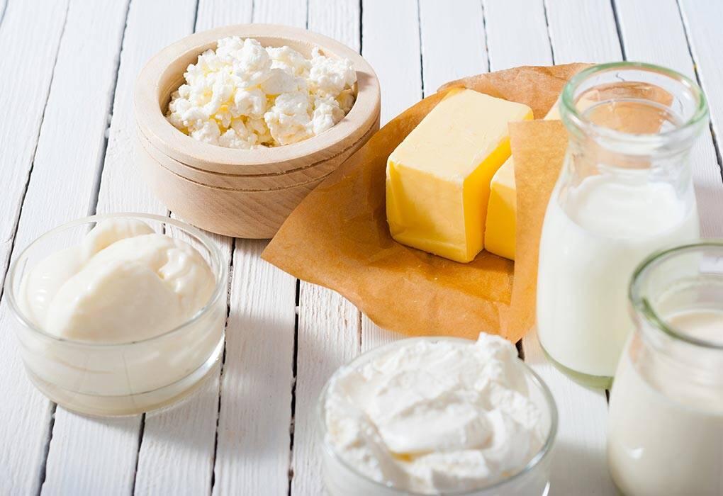 منتجات الحليب المخمر
