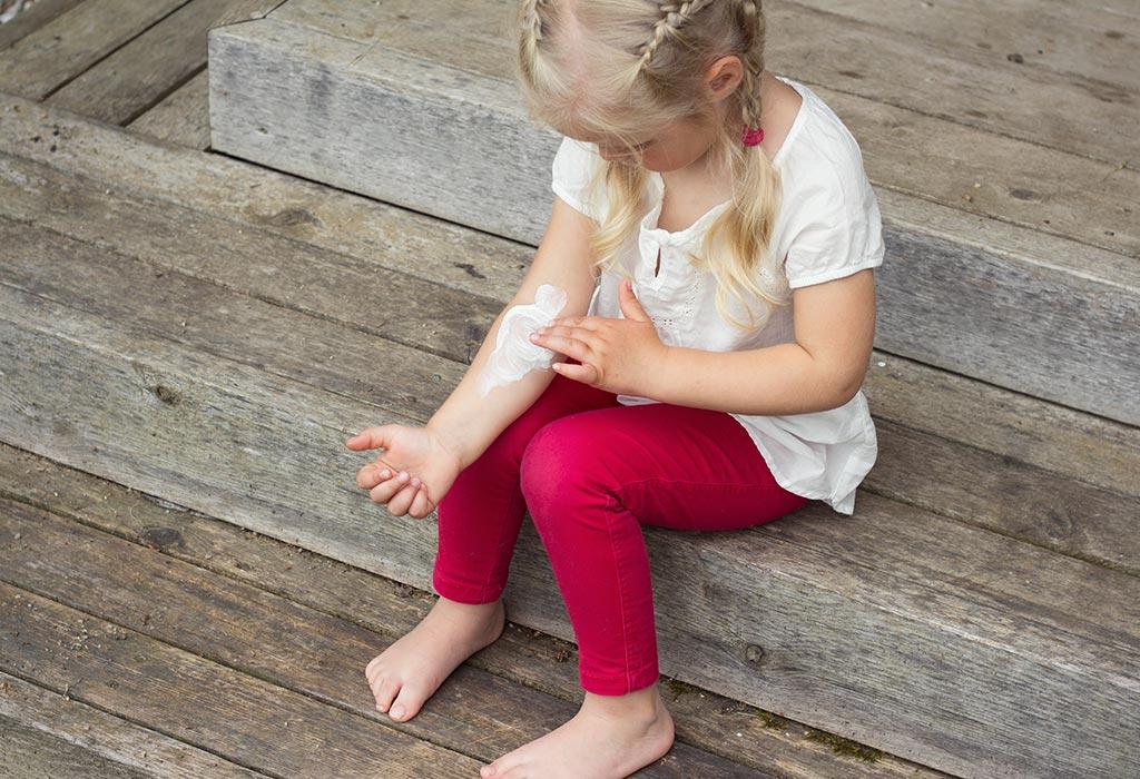 ما مدى شيوع الحالة عند الأطفال؟