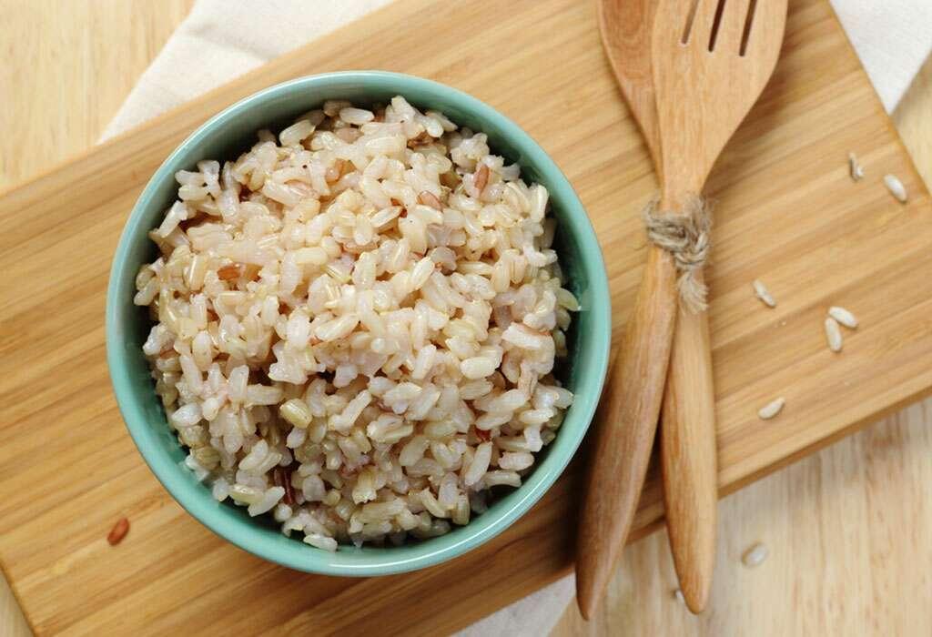 الأرز الأحمر