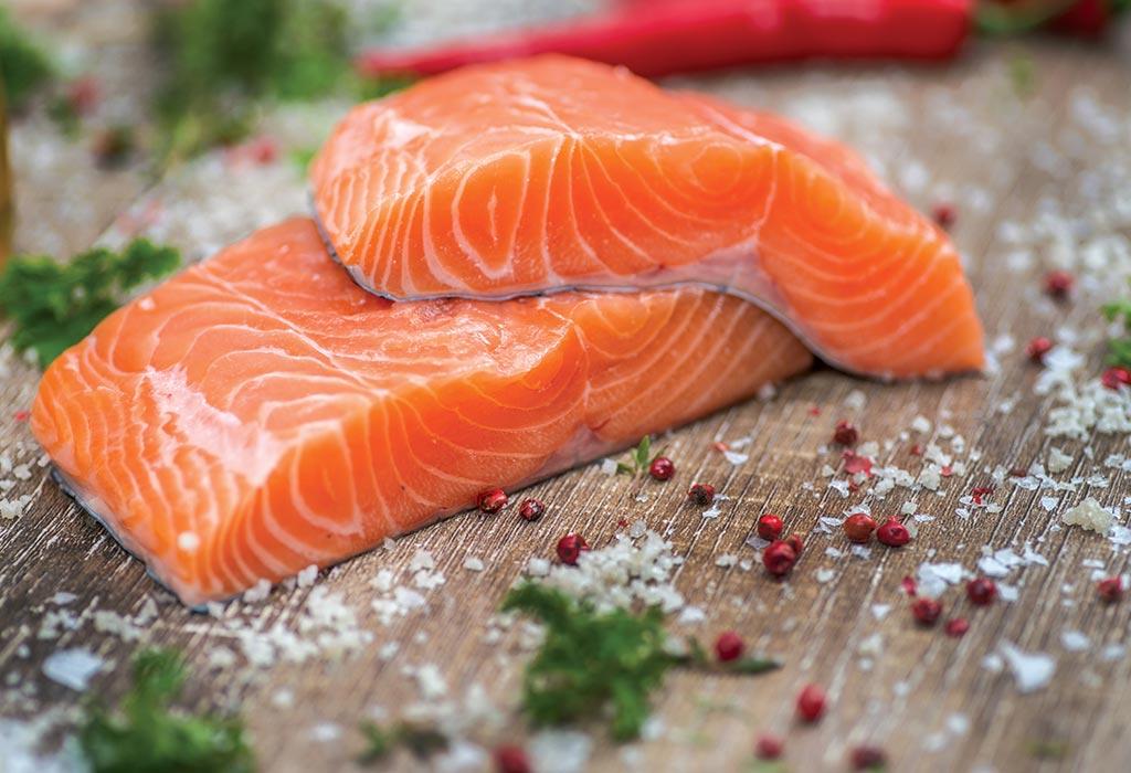 اللحوم والأسماك