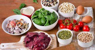 13 غذاء غني بالحديد للأطفال والرضع