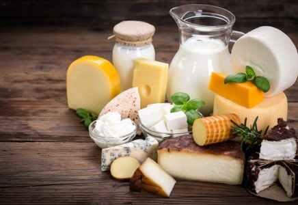وصفات بحليب الماعز للطفل