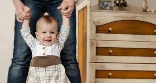 كيفية جعل الطفل يمشي - المعالم والنصائح والأنشطة