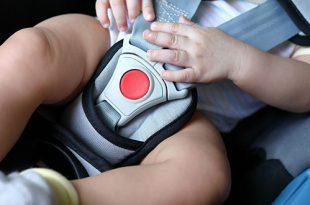 أنواع مقاعد السيارة للأطفال ومعدات الأمان الأخرى