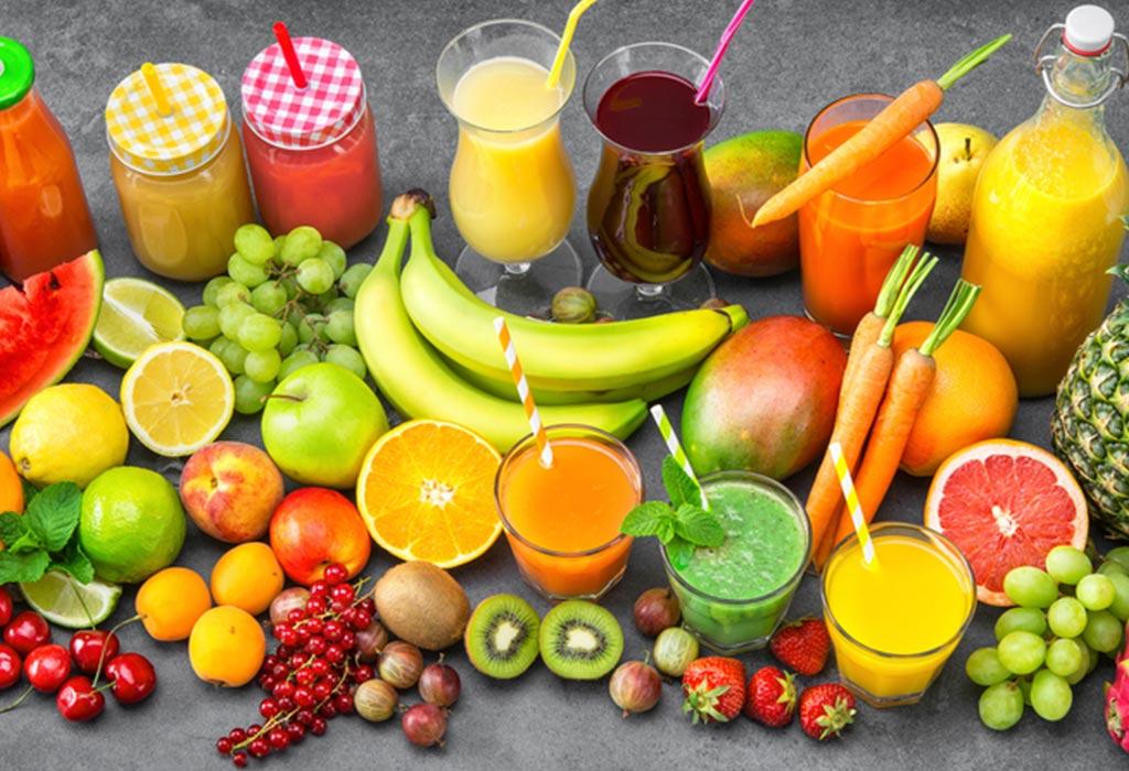 ما هي الفواكه والخضروات الأفضل للأطفال؟