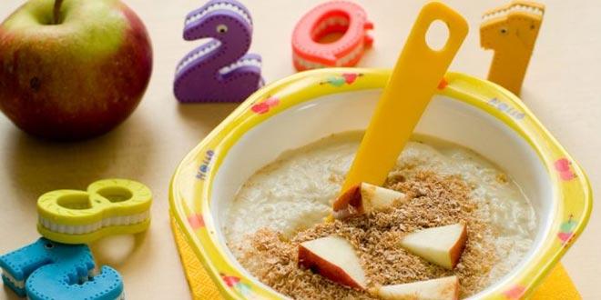 الشوفان للأطفال – الفوائد والوصفات