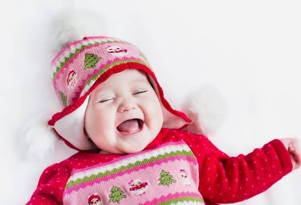 كيف تلبسين الطفل للنوم خلال الشتاء؟