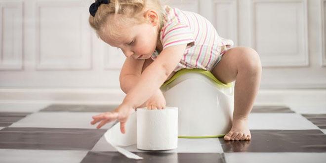 الإسهال عند الأطفال