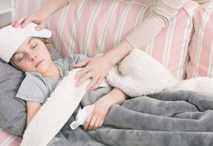 الصداع للأطفال فوق سن الخامسة